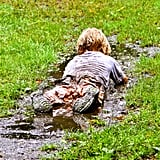 Go Mud Sliding