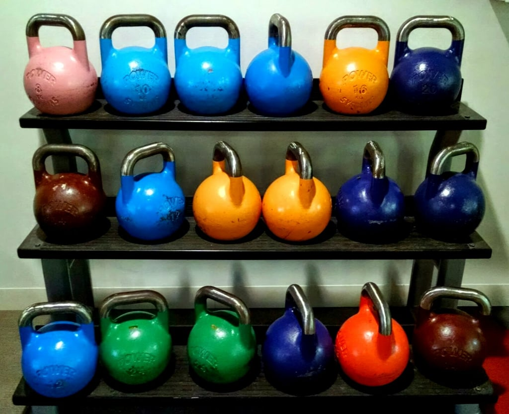 Pick Up Some Kettlebells
