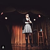 Rye is both a stand-up comedian and writer, with her own blog, Chick Like Me.