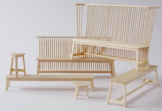 Nice and New: Seating For Eating by StudioIlse