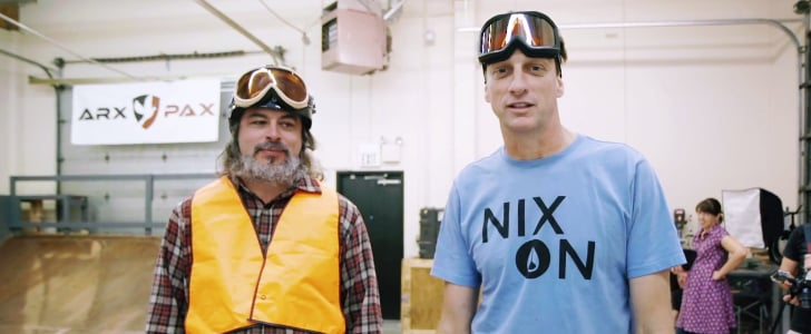 Tony Hawk Real Hoverboard Video