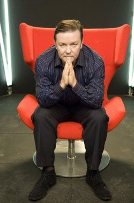 Ricky Gervais Brings His Stand-Up Comedy to HBO