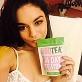 Vanessa is getting ready for Summer by doing a little teatox.