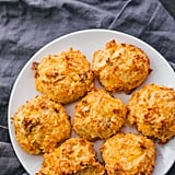 Low-Carb Biscuits With Bacon and Cheddar