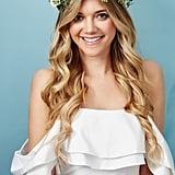 The Flower Piece: Fresh Flower Headband