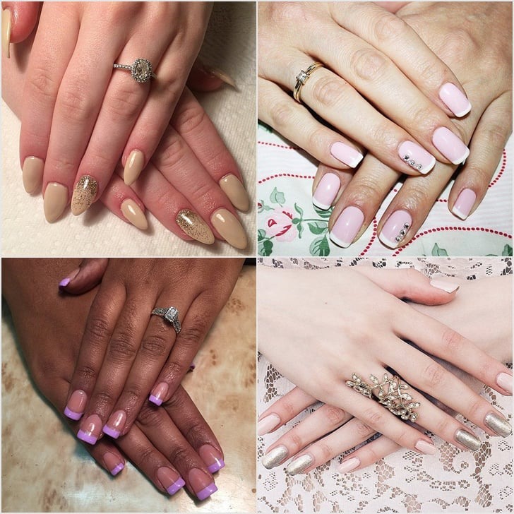 Wedding Manicure Ideas | POPSUGAR Beauty