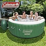 Coleman SaluSpa Four-Six Person Inflatable Portable Massage Hot Tub Spa ($329)