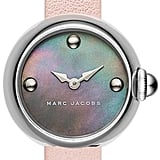 Marc Jacobs 'Courtney' Leather Strap Watch, 28mm ($200)