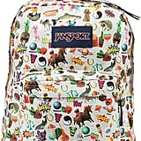 JanSport Multi Stickers Backpack