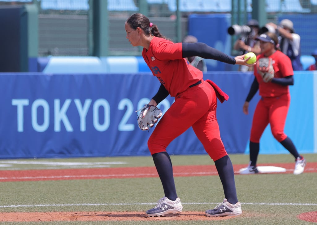 Cat Osterman Came Out of Retirement For the 2021 Olympics