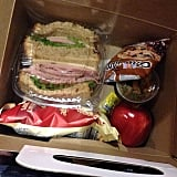 The Guy Who Got So Excited About His Free Boxed Lunch That He Posted It on Instagram