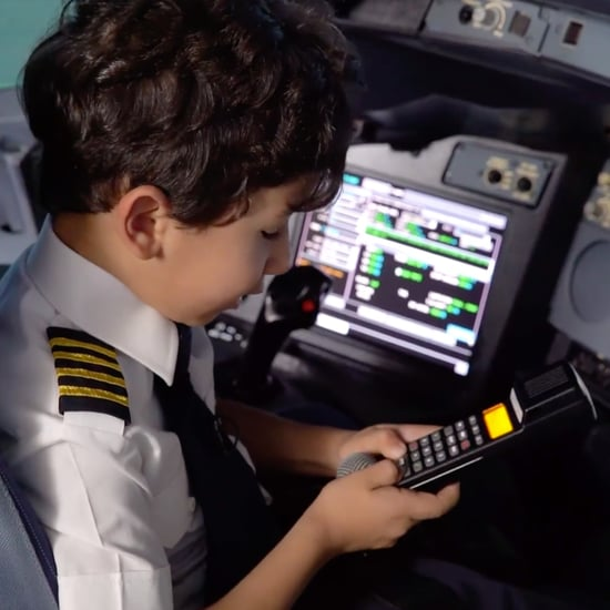 Six-Year-Old Aviation Genius