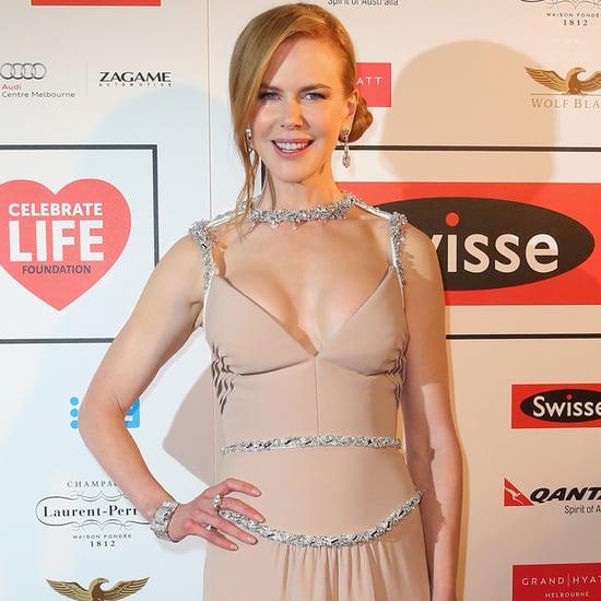 Celebrity Red Carpet Fashion   June 9, 2014