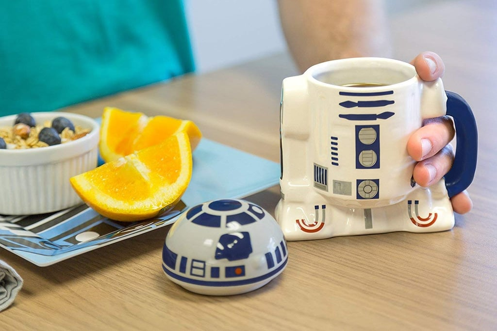 Star Wars R2-D2 Ceramic Cup With Lid