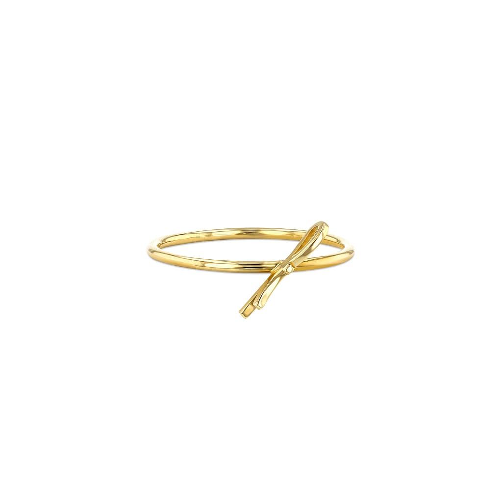 My Pick: Grace Lee Petite Angled Ribbon Ring