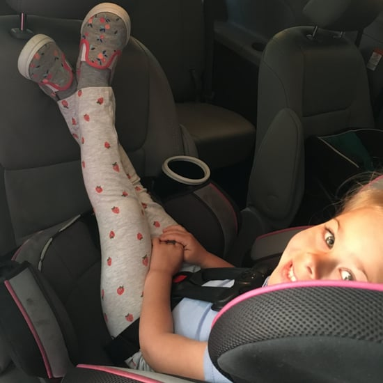 Essay About Keeping Your Child Rear-Facing in a Car Seat