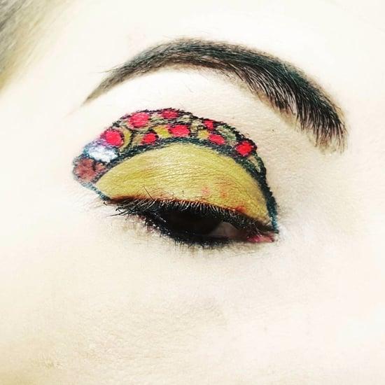 Taco Eye Makeup