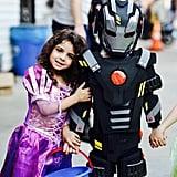 War Machine and a Princess