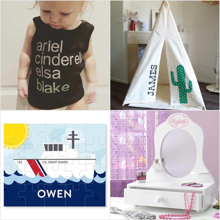Personalized Kids Holiday Gifts