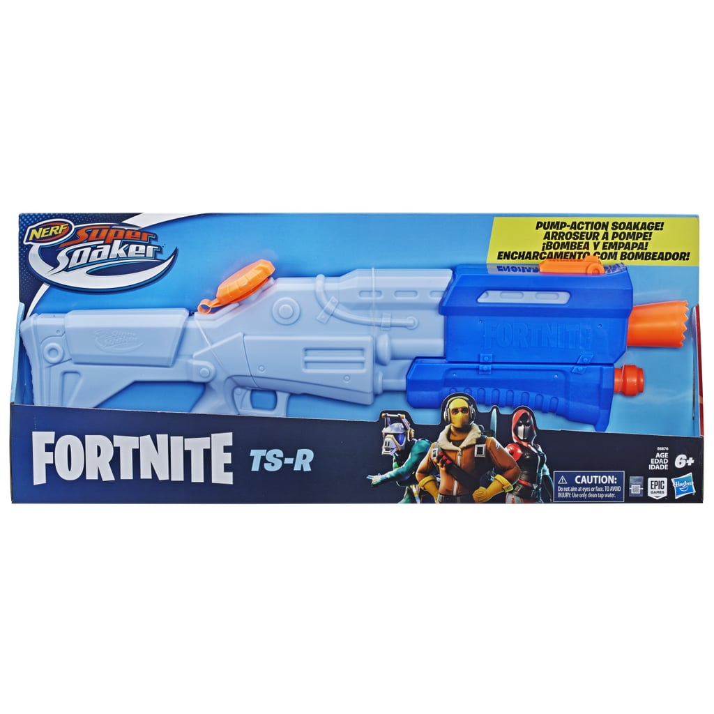 Nerf Fortnite Blasters and Super Soakers