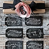 It's no secret that wedding costs can add up fast. But POPSUGAR Smart Living has a secret of their own: downloadable wedding labels! These labels are the perfect addition to any party favor, from almonds to matches to a spa scrub . . . and they're free! Source: Lia Griffith