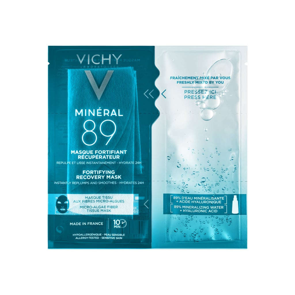 Vichy Minéral 89 Fortifying Instant Recovery Mask