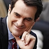 Phil (Ty Burrell) on Modern Family.