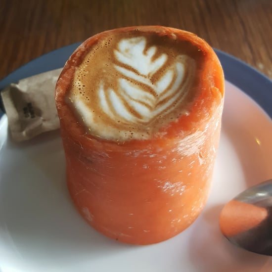 Carrot Lattes