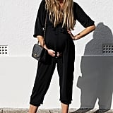 Cleo Crossover Jumpsuit, $129.95