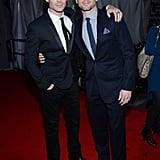 Ian Somerhalder and Matt Bomer