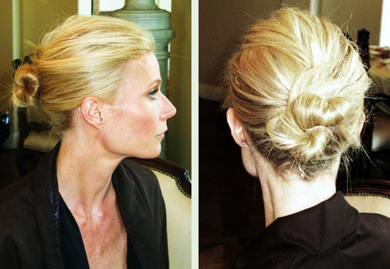 What Gwyneth Paltrow's Oscars Hair Was Originally Going to Look Like