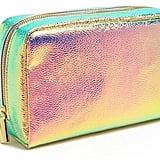 Forever 21 Iridescent Makeup Bag