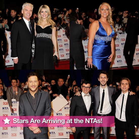 Pictures of National Television Awards 2011 Red Carpet Including Josie Gibson, Matt Cardle, The Inbetweeners, Holly Willoughby