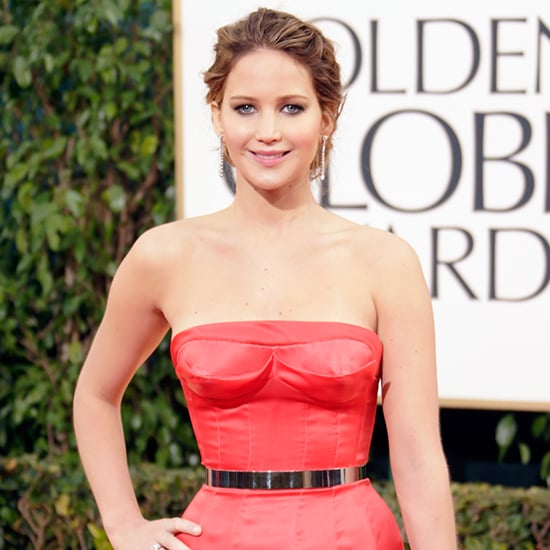 Red Dresses at Golden Globes 2013 | Video