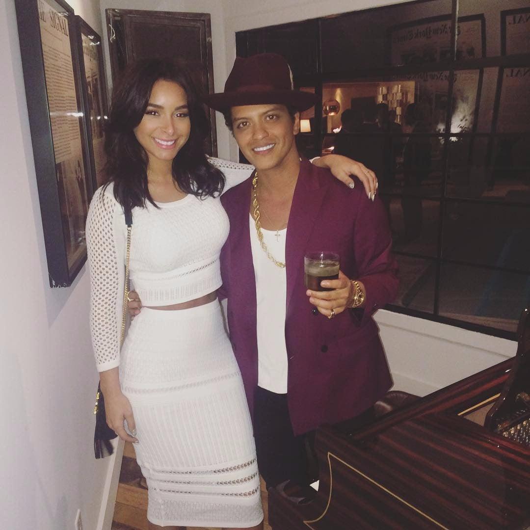 Bruno mars dating jessica caban