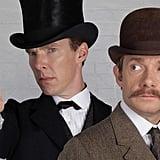 Sherlock Season 4 Pictures