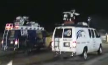 El Paso TV News Crews Drag Race