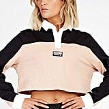 Adidas Originals Cropped Polo Shirt