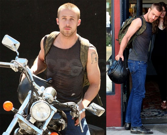 Photos of Sleeveless Ryan Gosling