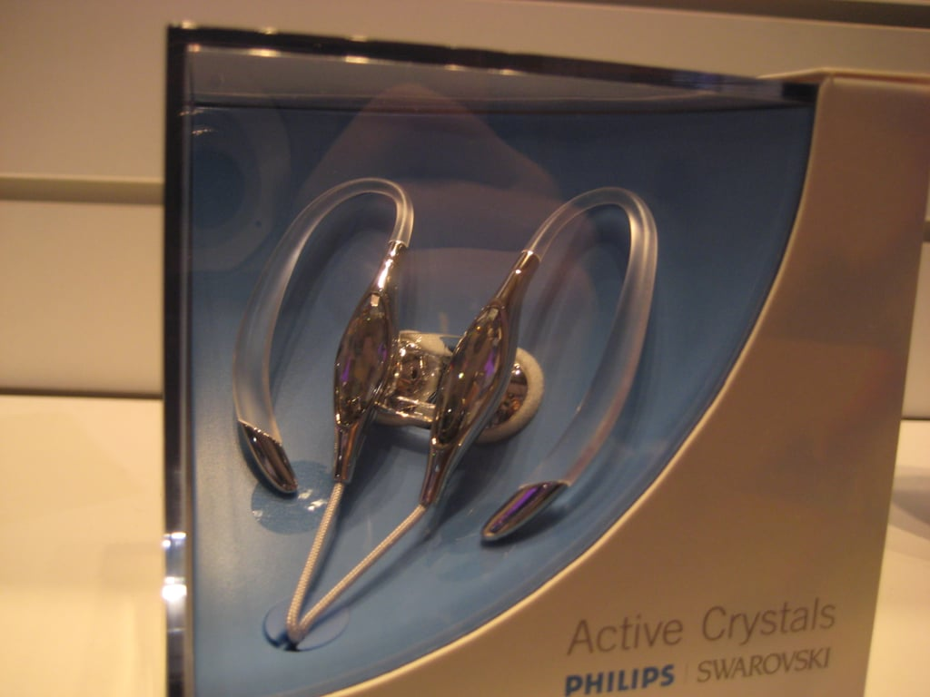 CES 2008: Hands On Philips Active Crystal Devices