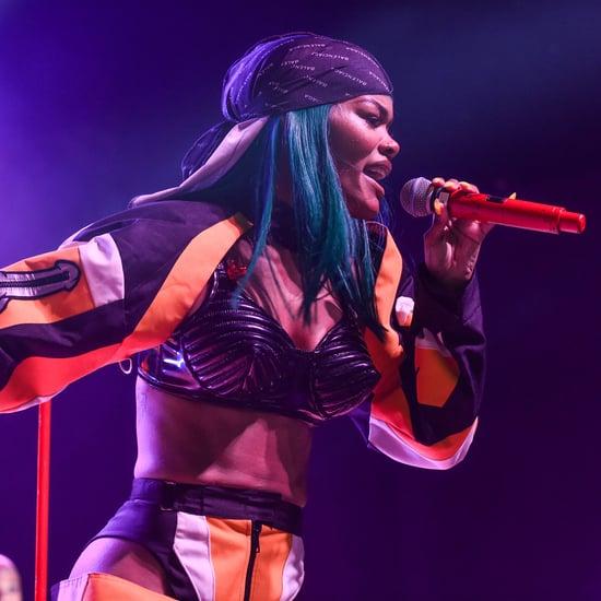 Teyana Taylor Announces Her Final Music Tour