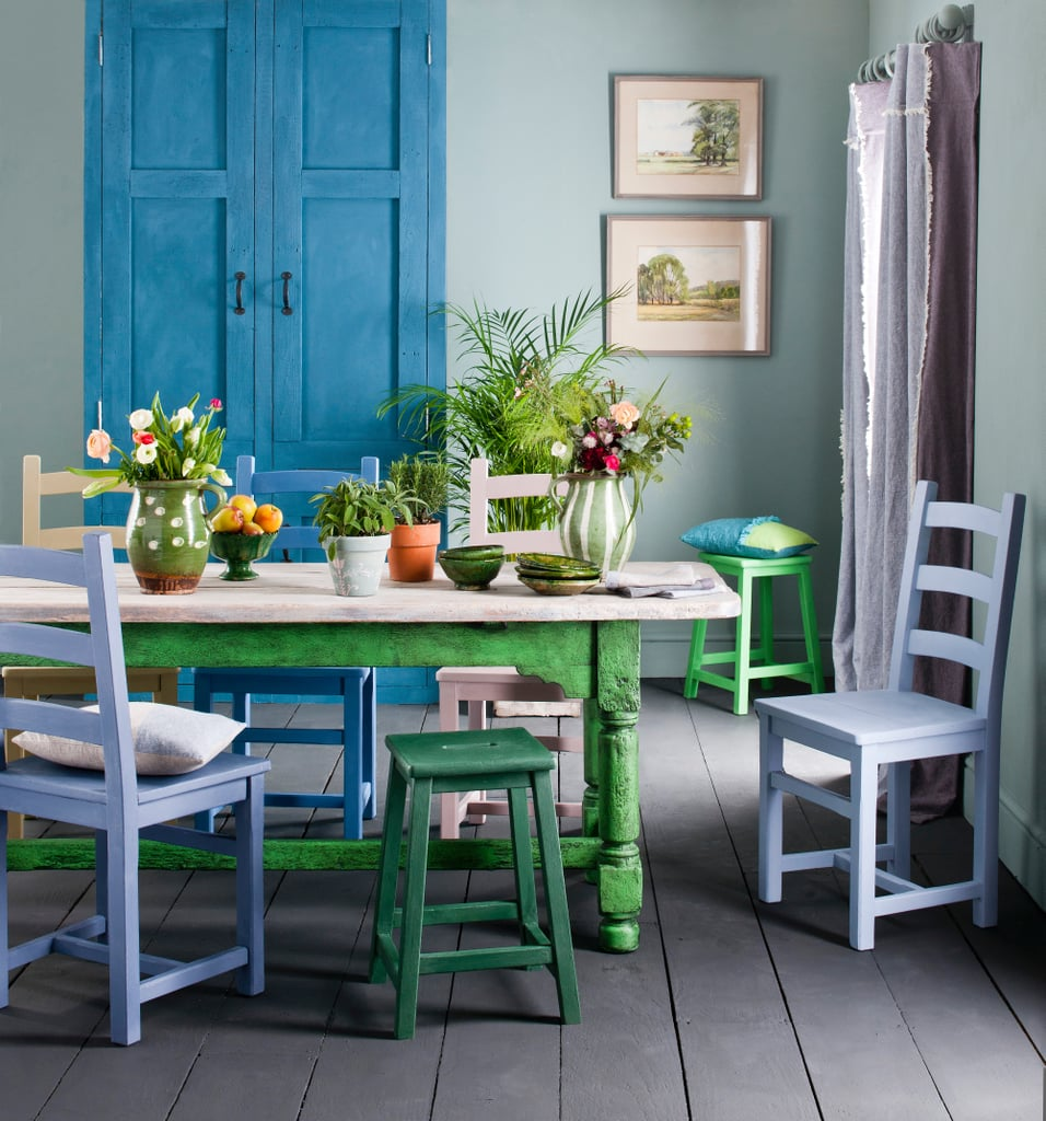 How To Use Chalk Paint Popsugar Moms