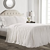 Wayfair x Kelly Clarkson Home Lewis Ruffle Skirt Bedspread Set