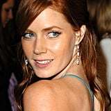 Amy Adams With Deep Red Hair in 2005