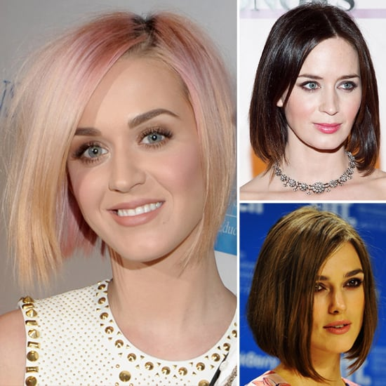 Katy Perry, Keira Knightley and Emily Blunt Are Sporting An A-Line Bob