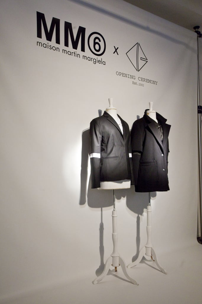 MM6 x Opening Ceremony Fall 2011