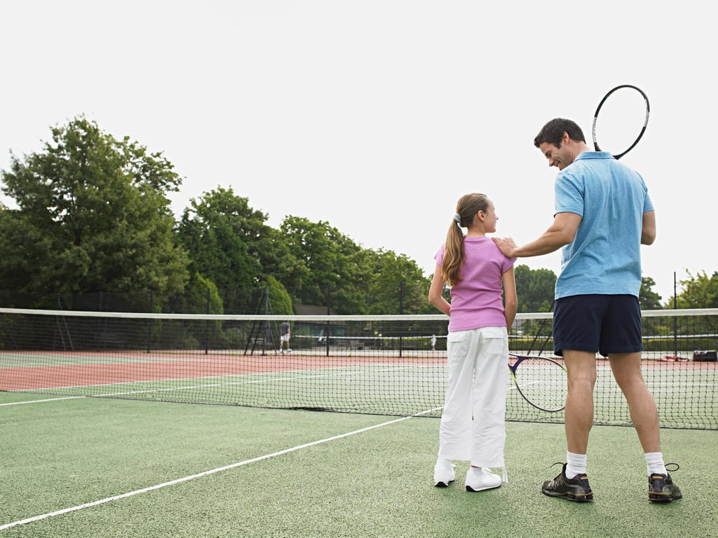 If you or your child does display bad sportsmanship, address and evaluate it.