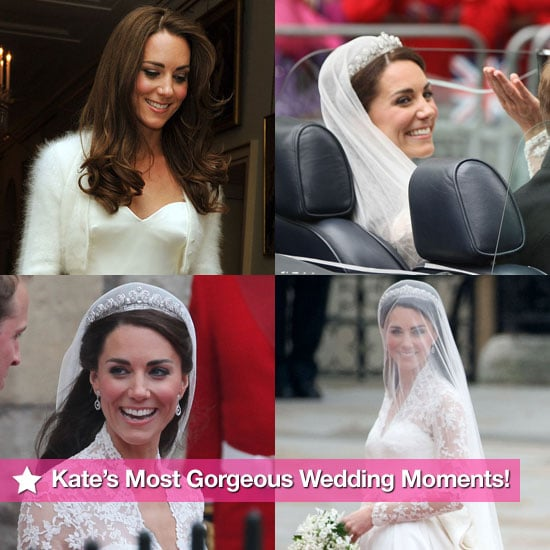 Kate Middleton Wedding Pictures