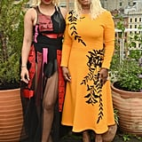 Nicki Minaj and Carol Maraj