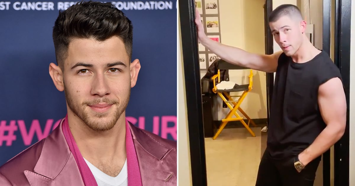 I Don't Know What I Expected From Nick Jonas's Silhouette Challenge, but It Wasn't This.jpg